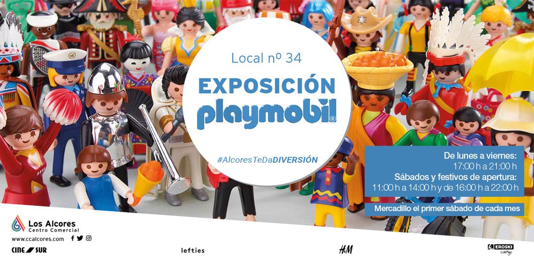 Exposición Playmobil Los Alcores