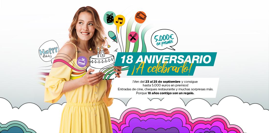 18 Aniversario Los Alcores