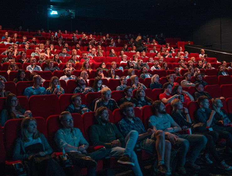 Cine - Centro Comercial Los Alcores