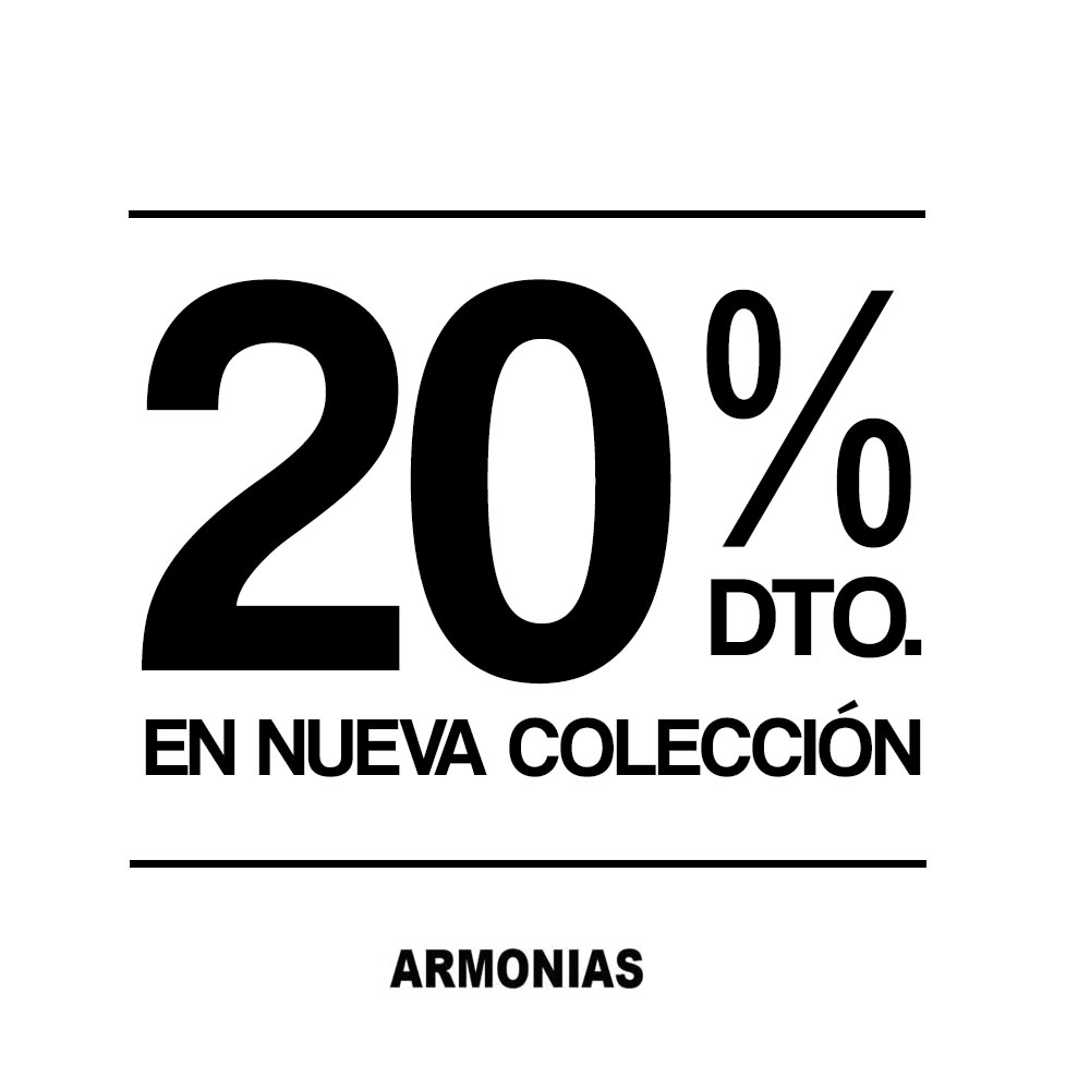 Mid season sales Armonias