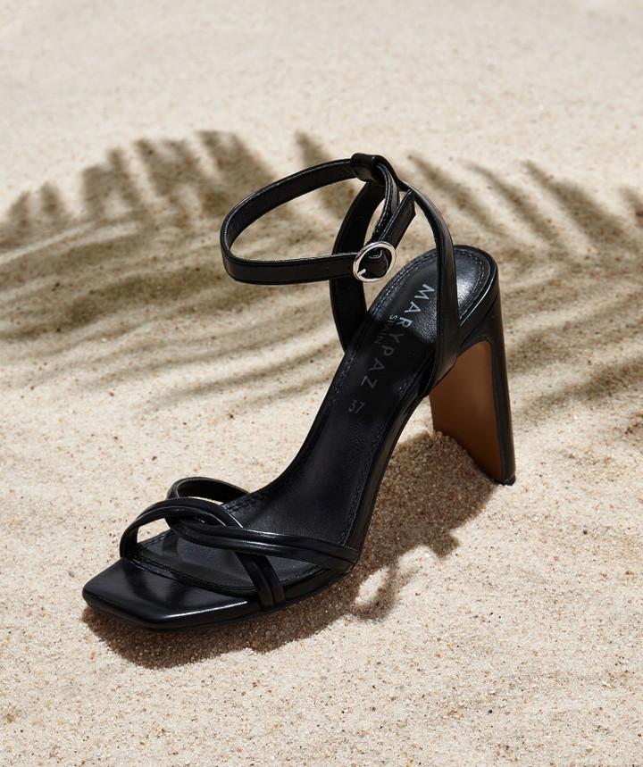 Sandalias Negras Marypaz