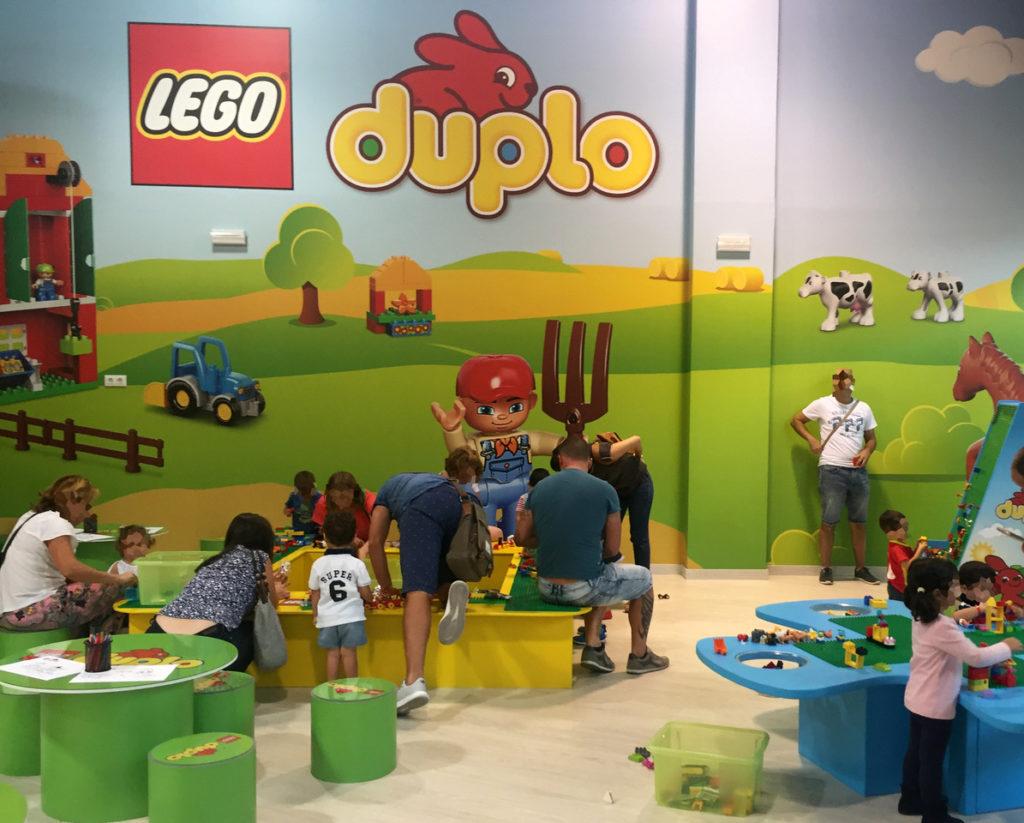 Lego Fan Factory en Los Alcores