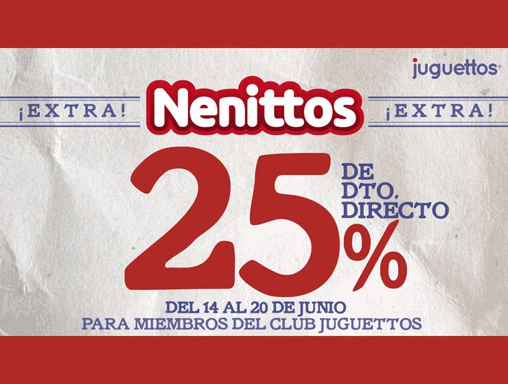 Promoción Juguettos Los Alcores