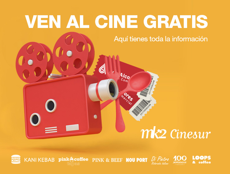 Ven al Cine gratis con Los Alcores