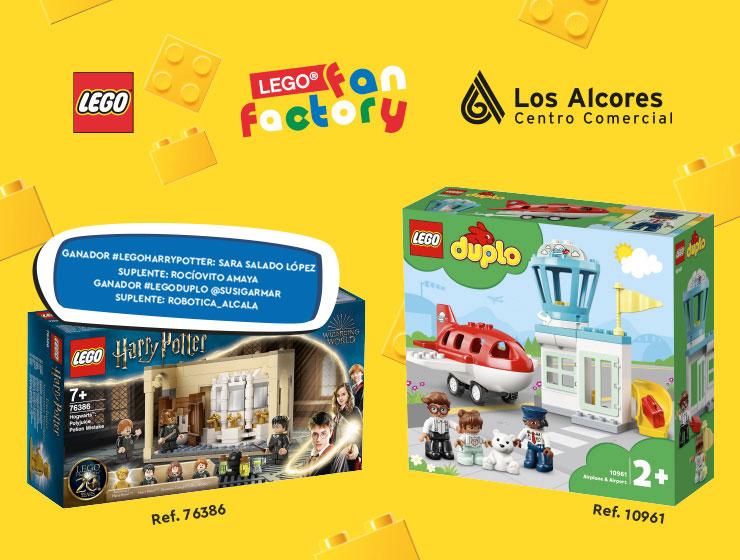 Ganador Sorteo Lego Septiembre