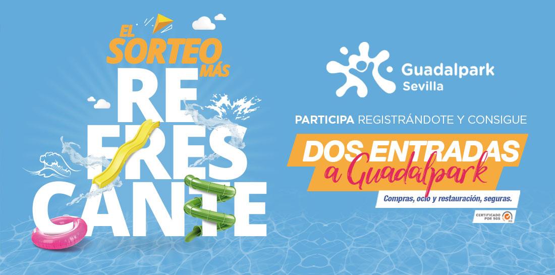 Sorteo Entradas Guadalpark - Los Alcores
