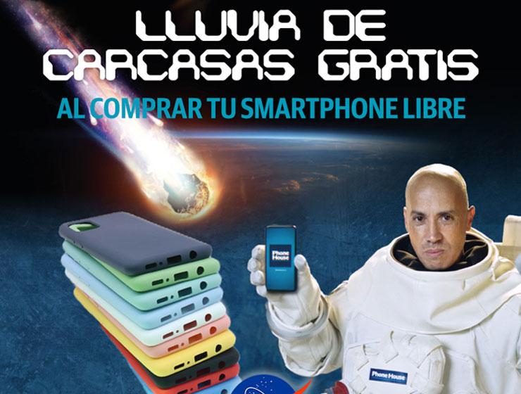 Promociones Phone House en CC Los Alcores