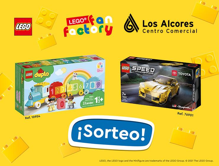 Sorteo Lego Los Alcores
