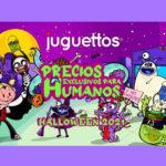 Ofertas Halloween Juguettos Los Alcores