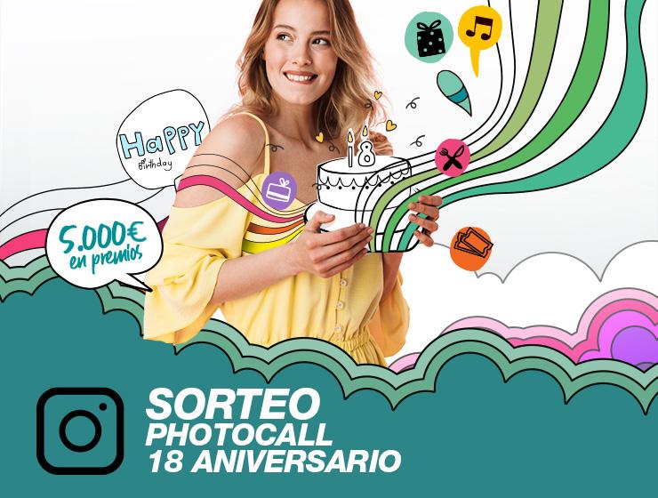 Sorteo Photocall - Los Alcores