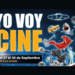 Yo voy al cine en Los Alcores