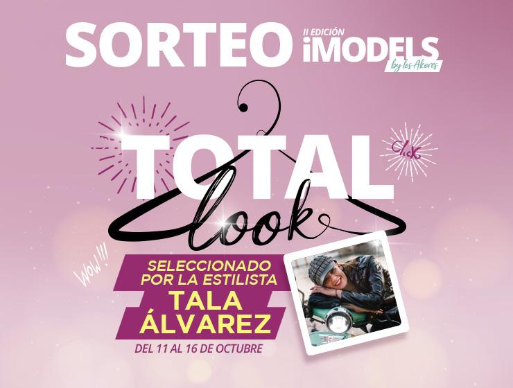 Sorteo Imodels CC Los Alcores